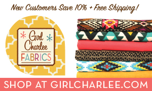Shop Girl Charlee Fabrics :: Save 10% + Free Shipping!