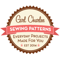 Girl Charlee Sewing Patterns