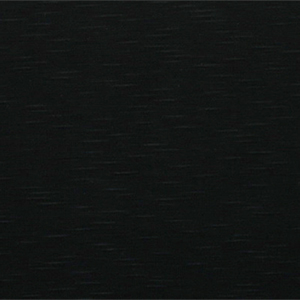 Half Yard House Black Solid Slub Cotton Jersey Blend Knit Fabric