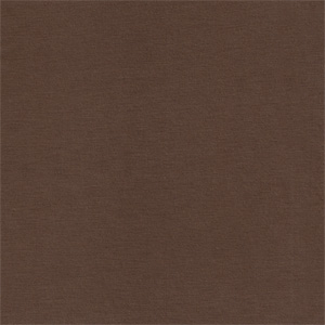 The Perfect Brown Solid Cotton Lycra Knit Fabric