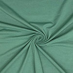 Sage Green Solid Cotton Spandex Knit Fabric