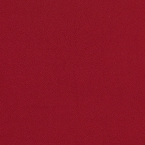 Red Solid Double Brushed Jersey Spandex Blend Knit Fabric