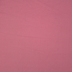 Rose Pink Solid Double Brushed Jersey Spandex Blend Knit Fabric