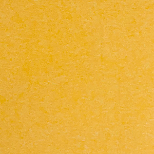 Marigold Space Dyed Solid Double Brushed Jersey Spandex Blend Knit Fabric
