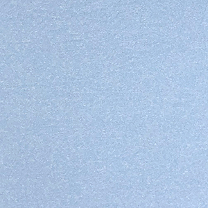 Sky Space Dyed Solid Double Brushed Jersey Spandex Blend Knit Fabric