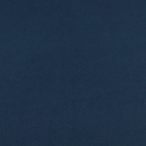 Denim Blue Solid Double Brushed Jersey Spandex Blend Knit Fabric