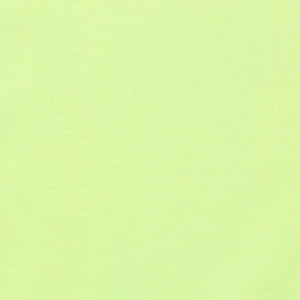 Bright Chartreuse Green Solid Cotton Ribbed Knit Fabric