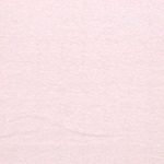 Light Pink Solid Cotton Ribbed Knit Fabric