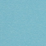 Heather Turquoise Wide Wale Cotton Ribbing Knit Fabric