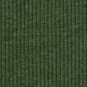 Half Yard Heather Forest Green Wide Wale Cotton Ribbed Knit Fabric