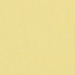 Lemon Chiffon Cotton Baby Ribbed Knit Fabric