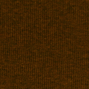 Heather Brown Cotton Baby Ribbed Knit Fabric
