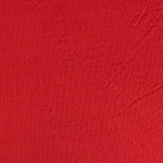 Red Baby Rib Jersey Spandex Blend Ribbed Knit Fabric