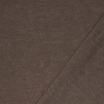 Gray Brown Solid Wool Blend Hacci Sweater Knit Fabric