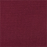 Burgundy Red Solid Waffle Knit Fabric
