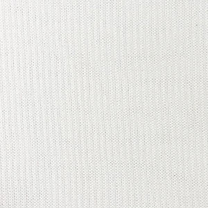 Winter White Cable Hacci Sweater Knit Fabric