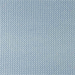 Sky Blue Solid Waffle Knit Fabric
