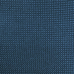 Teal Blue Solid Waffle Knit Fabric