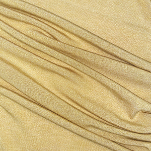 Dusty Gold Solid Hacci Sweater Knit Fabric