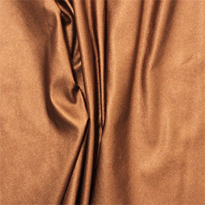 Metallic Copper Matte Faux Vegan Leather Fabric