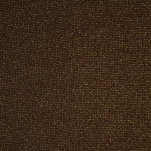 Brown Gold Sparkle Lurex Poly Rayon Fabric