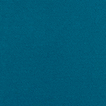 Teal Solid Liverpool Pique Double Knit Fabric