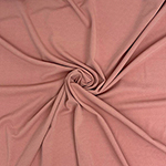 Mauve Solid Liverpool Bullet Double Knit Fabric