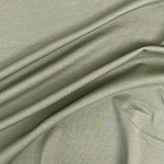 Dusty Sage Solid Ponte de Roma Knit Fabric