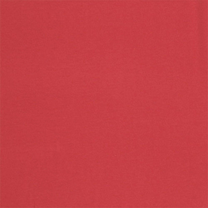 Cardinal Red Solid Cotton Spandex Knit Fabric