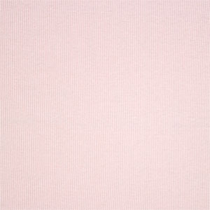 Piglet Pink Cotton Ribbing Knit Fabric