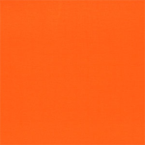 Bright Orange Solid Jersey Rayon Spandex Knit Fabric