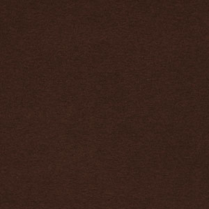 KnitFix Heather Brown Solid Cotton Spandex Knit Fabric
