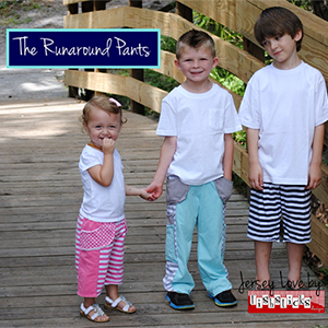 Fishsticks Designs Runaround Pants Sewing Pattern