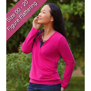 Itch to Stitch Medellin Top Sewing Pattern