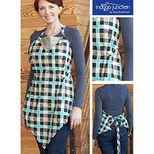 Indygo Junction Very Mary Apron Sewing Pattern