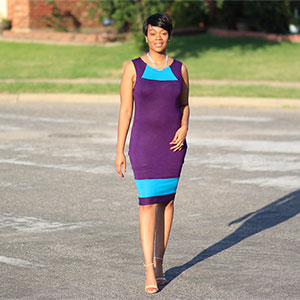Style Sew Me Charita Dress Sewing Pattern