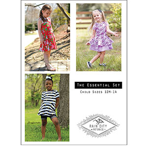Rain City Pattern Co. Essential Set Sewing Pattern