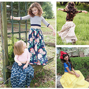 Eunoia Patterns Kaleo Dress Sewing Pattern