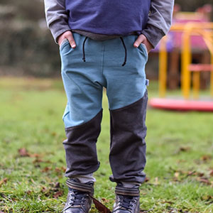Made By Jack\'s Mum Double Trouble Joggers Sewing Pattern