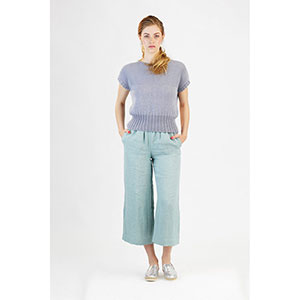 Schnittchen Patterns Mary Trousers Sewing Pattern