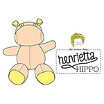 Lucy Blaire Henrietta Hippo Sewing Pattern