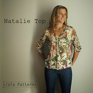 Liola Designs Natalie Top Sewing Pattern