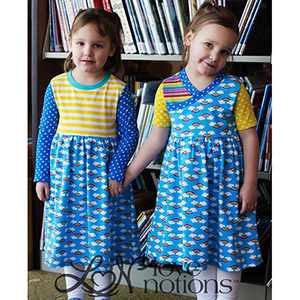 Love Notions Everyday Playdress Sewing Pattern