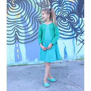 Addie K The Rylee Dress Sewing Pattern
