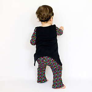 Mamma Can Do it Baby Bell Bottoms Sewing Pattern