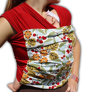 Mamma Can Do it Baby Wrap Sling Sewing Pattern
