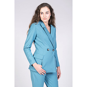 Named Clothing Aava Tailored Blazer Sewing Pattern