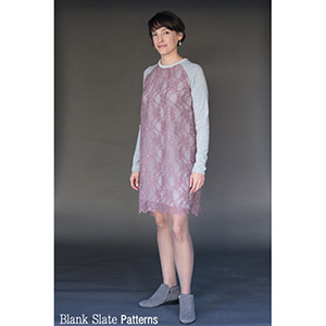 Blank Slate Patterns Wintersong Dress Sewing Pattern