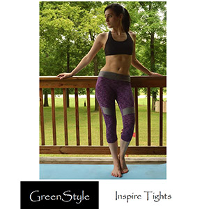 Greenstyle Inspire Tights Sewing Pattern