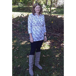 Nap Time Creations Fall Tunic Sewing Pattern